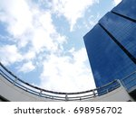 the city | Shutterstock . vector #698956702