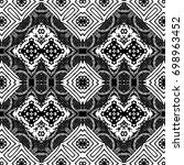 engraving pattern. the... | Shutterstock .eps vector #698963452
