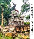 chiang mai  thailand   09 08... | Shutterstock . vector #698982046