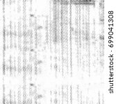 grunge halftone black and white.... | Shutterstock . vector #699041308