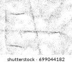 distress vector overlay grunge... | Shutterstock .eps vector #699044182