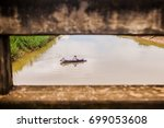 the way of life of rural... | Shutterstock . vector #699053608