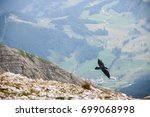 landscape of dolomites mountain ...   Shutterstock . vector #699068998