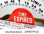 Time Expired Indicator On A...