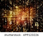 digital city series. design... | Shutterstock . vector #699123226