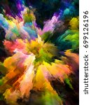 color explosion series.... | Shutterstock . vector #699126196