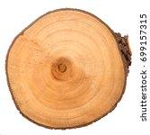 Wood Log Slice Cutted Tree...
