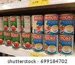 kelantan   malaysia  august 4th ... | Shutterstock . vector #699184702