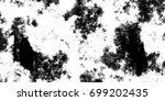black and white halftone | Shutterstock . vector #699202435