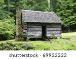 Smoky Mountain Log Cabin