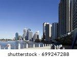 brisbane  australia   june 22 ... | Shutterstock . vector #699247288