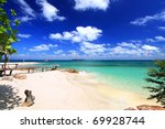 heaven on the beach  thailand | Shutterstock . vector #69928744