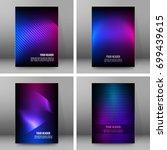 business templates for...   Shutterstock .eps vector #699439615