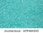 shine wave reflection in the... | Shutterstock . vector #699484345