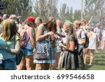 odessa  ukraine august 5  2017  ... | Shutterstock . vector #699546658