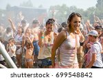 odessa  ukraine august 5  2017  ...   Shutterstock . vector #699548842
