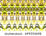 colorful horizontal pattern for ... | Shutterstock . vector #699554698