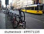 berlin  germany   november 9    ...   Shutterstock . vector #699571135