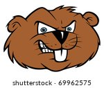 cartoon vector illustration of... | Shutterstock .eps vector #69962575