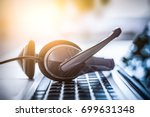 communication support  call... | Shutterstock . vector #699631348