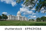 saint paul  minnesota   july 16 ... | Shutterstock . vector #699634366