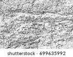distressed halftone grunge... | Shutterstock .eps vector #699635992