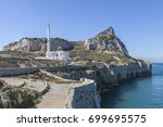Europa Point And The Gibraltar...