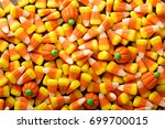 Candy Corn And Pumpkin...
