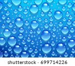 vector illustration of water... | Shutterstock .eps vector #699714226