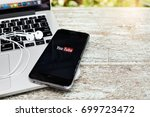 chiang mai thailand   jan 26 ... | Shutterstock . vector #699723472
