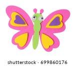 animals eva foam for decoration ... | Shutterstock . vector #699860176