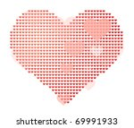 vector illustration of big... | Shutterstock .eps vector #69991933