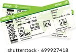 vector illustration of green... | Shutterstock .eps vector #699927418