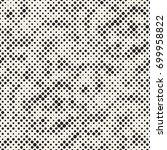 modern stylish halftone texture....   Shutterstock .eps vector #699958822