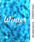 new year background with space... | Shutterstock .eps vector #700051462