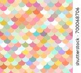 seamless vector backgrounds.... | Shutterstock .eps vector #700068706