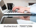 notebook working    Shutterstock . vector #700071586