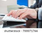 working    Shutterstock . vector #700071766