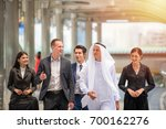 they are walking along the way...   Shutterstock . vector #700162276