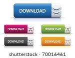 download button vector | Shutterstock .eps vector #70016461