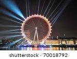 Edf Energy London Eye ...