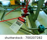 chemical process valve...   Shutterstock . vector #700207282