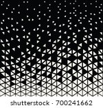 seamless geometric triangle... | Shutterstock .eps vector #700241662