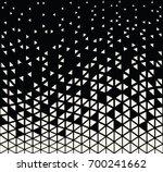 seamless geometric triangle... | Shutterstock .eps vector #700241662