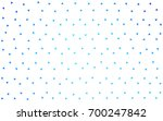 light blue vector of small... | Shutterstock .eps vector #700247842