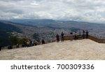 bogota  colombia   ca. april... | Shutterstock . vector #700309336
