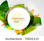 eps10 abstraction | Shutterstock .eps vector #70032115