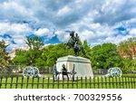 General Andrew Jackson Statue...