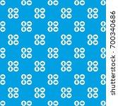 arrow set pattern repeat... | Shutterstock .eps vector #700340686