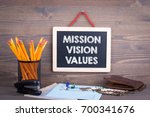 mission  vision and values.... | Shutterstock . vector #700341676